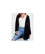 Women's  Loose Knit Slouchy Pocket Cardigan Size S/M NWT - $16.00