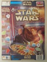 Empty Star Wars Episode Ii Cereal Box 2002 General Mills 12.25 Oz [G7C12d] - $7.97