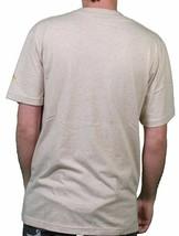 LRG L-R-G Natural Heather Reggae Muffin Lion Rock Peace T-Shirt Medium NWT image 2