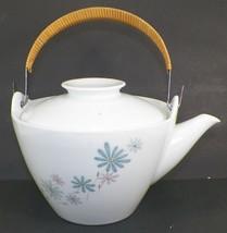 NORITAKE COOK N SERVE CHINA APRIL DESIGN TEA PO... - $17.99