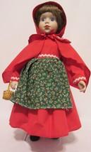 Dan Dee International Fairytale Collection Little Red Riding Hood Porcel... - $19.77