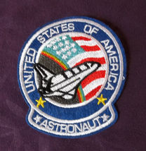 SPACE SHUTTLE PATCH NASA ASTRONAUT USA COSPLAY PLANETS SOLAR SYSTEM DIY - $14.00