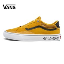 Original Men's Vans  Pro Low-top Skateboar Lifestyle Canvas Shoes Design Fashion - $184.00