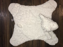 Gund Baby Winky Comfy Cozy Lamb Sheep Security Blanket Mat Plush Easter ... - $15.00