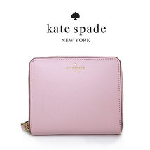 TEST Kate Spade Darci Wright Place plum dawn Wallet + 7% off - £175.77 GBP