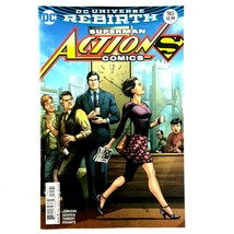Action Comics #965 Variant Cover DC 2016 NM Superman Lois Lane-Kent - $3.91