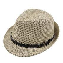 PANDA SUPERSTORE Sun Hat Jazz Hat Small Hat Beach Hat Visor Fashion Summer Men a