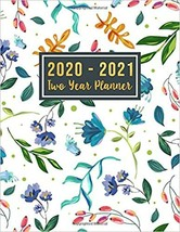 2020-2021 Two Year Planner: 2020-2021 see it bigger planner | 24-Month P... - $15.19