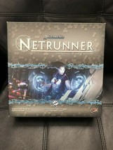 Android Netrunner The Card Board Game NEW Seven Repos New Open Box ! - $50.34