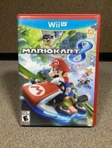 Mario Kart 8 (Nintendo Wii U, 2014) Complete & Tested  - $18.69