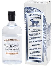 Old Limestone Mixing Water 1000ml Bartop Bottle In Decorative Box