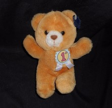 """8 """" Vintage 1986 Applause Bambino Beary Best Orsacchiotto Peluche Peluche - $21.87"""