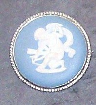 BROOCH PIN VINTAGE CHERUB ANGEL MADE IN ENGLAND - $79.48