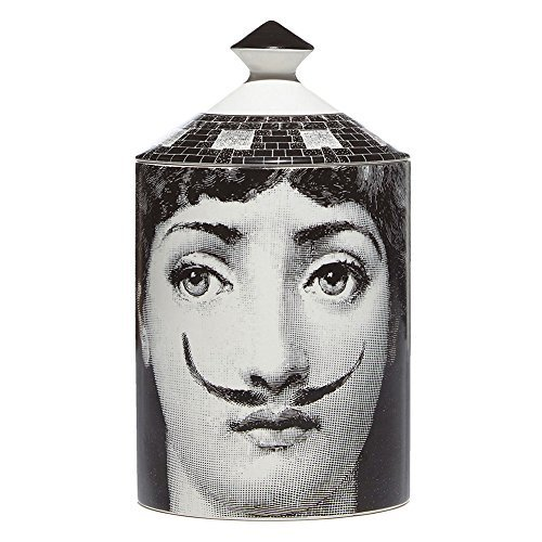 Fornasetti Moustache Scented Candle 3-165 CAN300OMUS