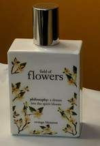 Philosophy Field of Flowers Orange Blossom EDT Spray 2 oz. HTF Read Description - $64.95