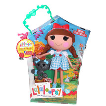 "NEW Lalaloopsy Special Edition 12"" Button Doll Dotty Gale Winds + Puppy Dog - $118.99"