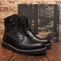 MEN'S BRITTON HILL NXTWOOL™ MIXED-MEDIA BOOTS STYLE A1PIZ001 ALL SIZES - $147.51+