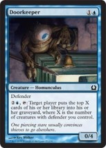 Magic The Gathering-Return to Ravnica-DOORKEEPER - $0.15