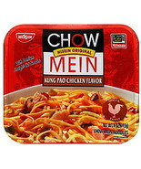 8 Pk Nissin Chow Mein Q&e Kung Pao Chicken, 4oz ~ FAST FREE SHIPPING ~ - $18.88