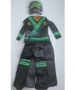 Lego Ninjago LLOYD Child Deluxe Costume With Mask - Size S/P (4-6) - NWT - $22.99