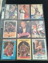 Vintage Lot 81 Charles Barkley NBA Basketball Trading Card image 2