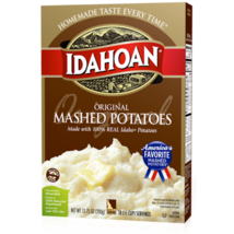 Idahoan Original Mashed Potatoes, 13.75 oz Box - $4.00