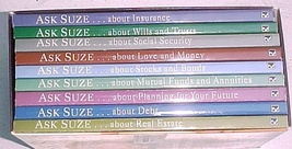 The Ask Suze Financial Library (9 Books) image 2