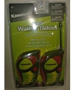 Walkie Talkies Sports Kawasaki NIP - $15.00