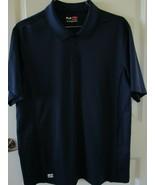 FILA Golf Dark Blue Polo Shirt Size XL RN#73277 - $11.88