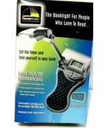 Timely Reader The BOOK LIGHT for People who love to Read w/ Programmable... - $0.99
