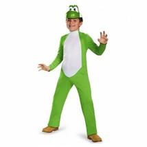 Disguise Nintendo Super Mario Yoshi Lujo Niños Disfraz Halloween 85140 - $33.44