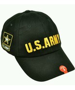 U.S. Army Goes Rolling Along Sound Military Adjustable Hat  NWT - $9.85