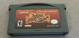 Yu-Gi-Oh! Reshef of Destruction (Nintendo Game Boy Advance, 2004) Game C... - $9.89