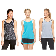 NWT C9 Champion Women Mesh Run Tank Exercise Gym Fitness Duo Dry Racerba... - $19.99