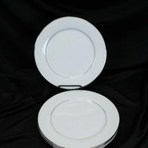 """Noritake Buckingham Dinner Plates 10.5"""" Lot of 4 - $35.23"""