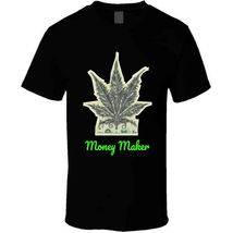 Money Maker 420 Canna T Shirt image 4