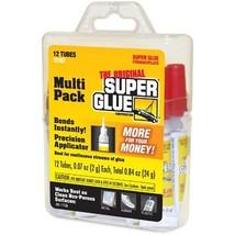 Super Glue 15187 Glue, 12-Pack - $10.91