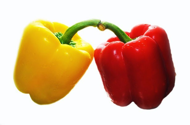 100pcs 4 Color Yellow Red Green Black Sweet Bell Hot Pepper Seeds Vegetables