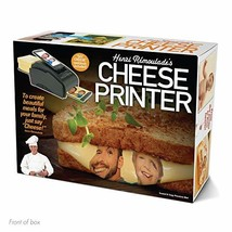 "Prank Pack""Cheese Printer"" - Wrap Your Real Gift in a Funny Joke Gift Box - by P"