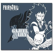 Great Eastern Entertainment 57573 Fairy Tail S4 GAJEEL & Lily Throw Blanket, One