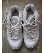 Nikewalk Women White Sneaker Walking Size 7.5 - $22.00