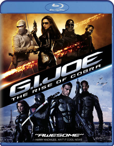 Gi Joe-Rise Of Cobra (Blu Ray)