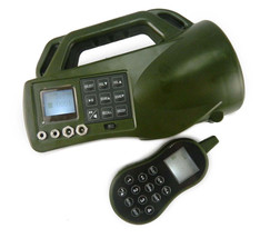 Outdoor Remote Control Wireless 10W Speaker Animal Turkey Decoy Bird Cal... - $95.05