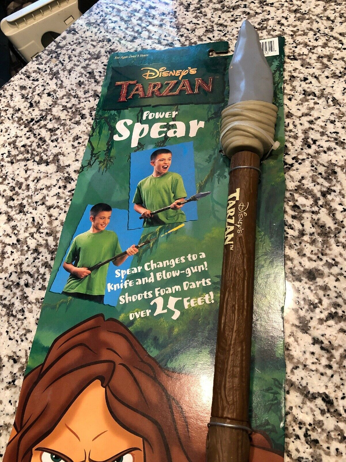 Disney's Tarzan Power Spear and 50 similar items