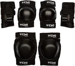 TSG Basic / 76027-40-102 Set de protections Coudes / Genoux / Poignets N... - $60.04