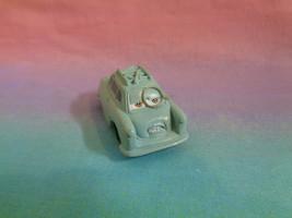 Disney Pixar Cars Miniature Plastic Green Car Figure - $1.73