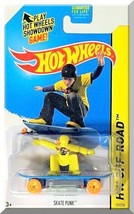Hot Wheels - Skate Punk: HW Off-Road 2014 - HW Daredevils #123/250 *Blue* - $2.50