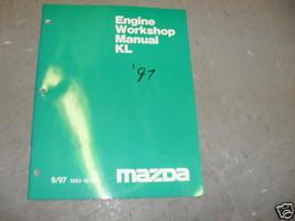 1997 Mazda Ks Motor Service Reparatur Shop Manuell 97 - $14.81