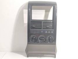 06-10 FORD EXPLORER DASH RADIO A/C TRIM BEZEL 6L24-7804302-BE CARBON FIBER - $119.99