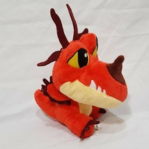 "Hookfang How to Train Your Dragon Plush Stuffed Animal DreamWorks 2017 Baby 6"" - $24.95"